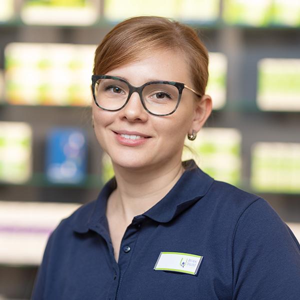 Pharmazeutisch-technische Assistentin Maier-Heidt Katharina